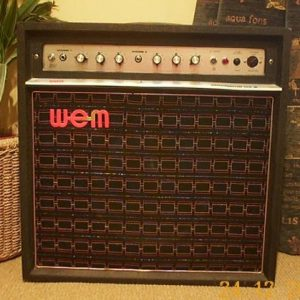 WEM Dominator Vintage Valve Amp