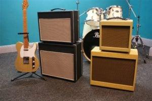 Yuma Gold Valve Amplifiers
