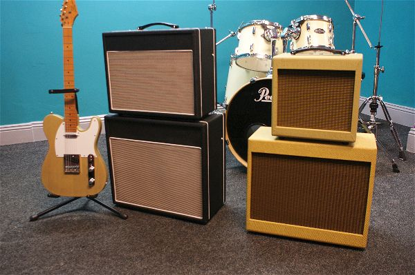 Yuma Gold Valve Amplifiers