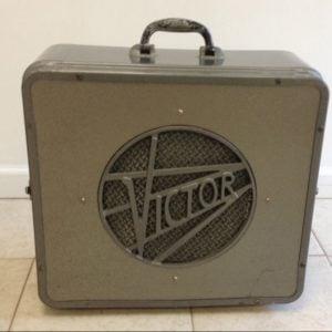 RCA Victor Boutique Amp (1930)