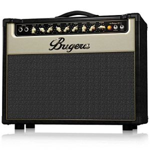 Bugera 22W V22 Boutique Style Vintage 2 Channel Valve Combo Amplifier with Reverb