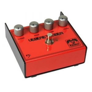 Palmer Root Effects Uebertreiber Effects Pedal