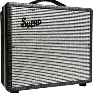 Supro Comet 1610RT 14w Valve Guitar Combo Amp with Reverb & Tremolo