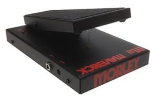 Morley Maverick Switchless Wah Pedal