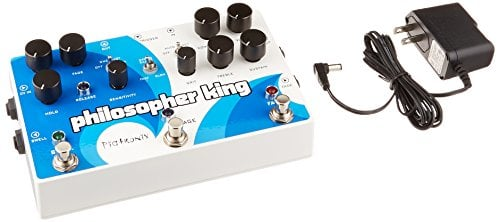 Pigtronix Philosopher King Envelope and Compression Guitar Pedal