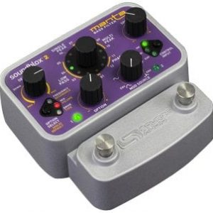 Source Audio Soundblox Manta Bass Filter Pedal  Guitar Effect Stomp Box