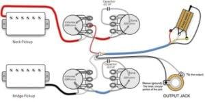 Guitar Signal Chain Wiring Diagram Electric Guitar