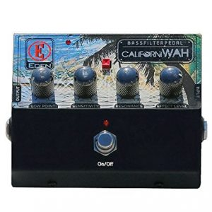 EDEN Californiwah Auto Wah FX Electric Bass Guitar Effects Pedal