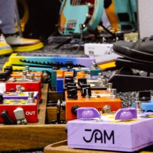 Guide to Guitar Effect Pedals