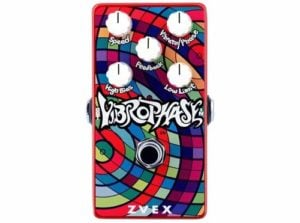 Vexter Vibrophase FX Pedal by Zvex