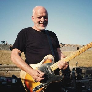Dave Gilmour Guitar Effects and Pedal Board