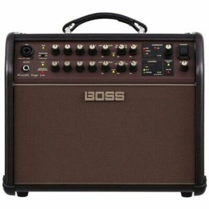 Boss Acoustic Singer Live Amplifier, 60W Professional Amp with Premium Sound ...