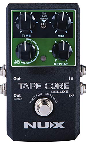NUX | Tape Core Deluxe Tape Echo Effects Pedal
