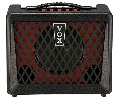 VOX VX50-BA 50W Compact Bass Guitar Amplifier with NuTube Vacuum Tube
