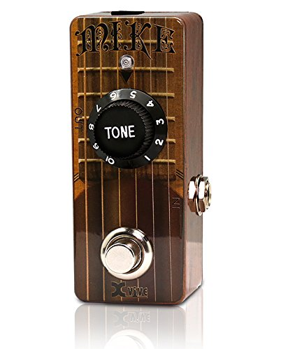 XVive MIKE Electro Acoustic Guitar Tone Pedal