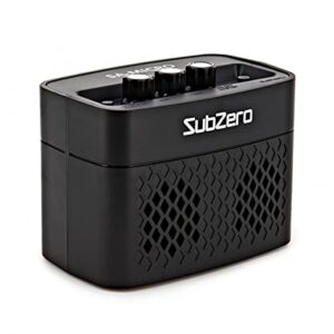SubZero 5W Rechargeable Guitar Amplifier with Bluetooth